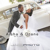 Aisha and Orane Wedding :