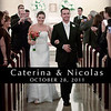 Caterina and Nicolas :