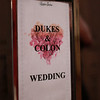 Dukes & Colon Wedding :